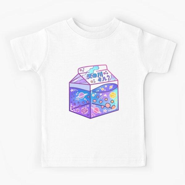 Milky Way Milk Carton Kids T-Shirt