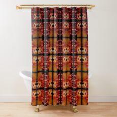 Pareidolia  Shower Curtain
