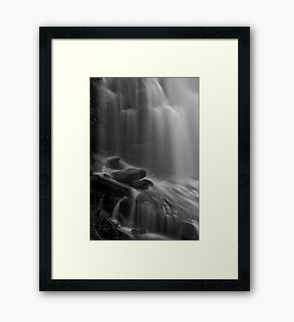 Sheer Bliss Framed Print