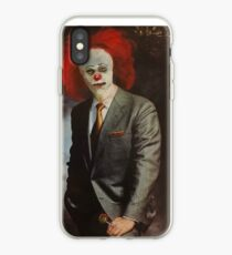 Clowning with God iPhone Case