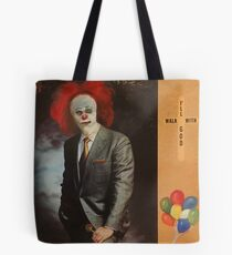 Clowning with God Tote Bag