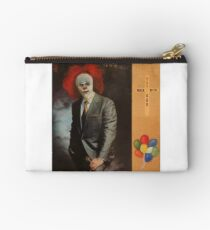 Clowning with God Zipper Pouch