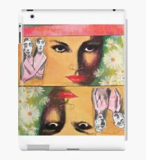 Two Sides of Eve iPad Case/Skin