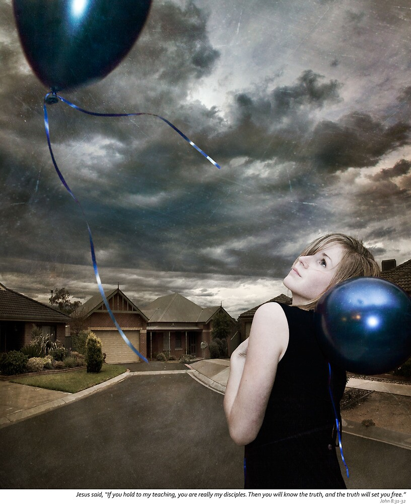 the truth will set you free by Rachel Davison