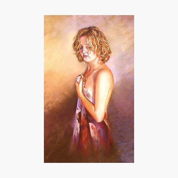 'Portrait of Jacinta' Photographic Print