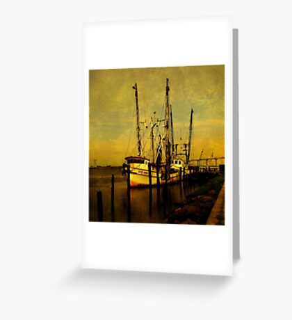 Waiting for tomorrow Greeting Card