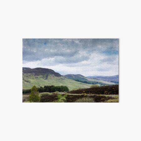 The Highlands Art Board Print