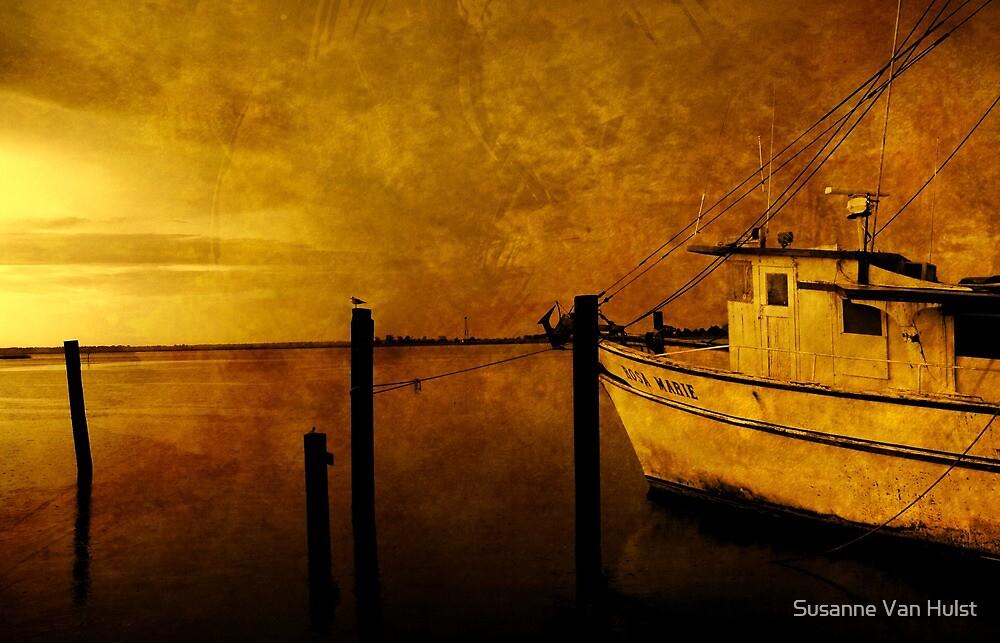 Peace in the Harbor by Susanne Van Hulst
