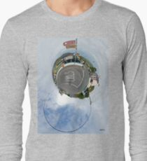 Glencolmcille - the man who missed the bus Long Sleeve T-Shirt