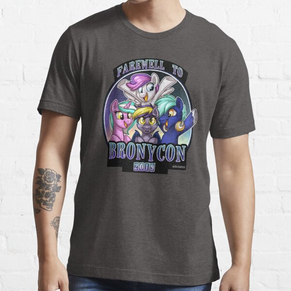 Farewell to BronyCon Essential T-Shirt