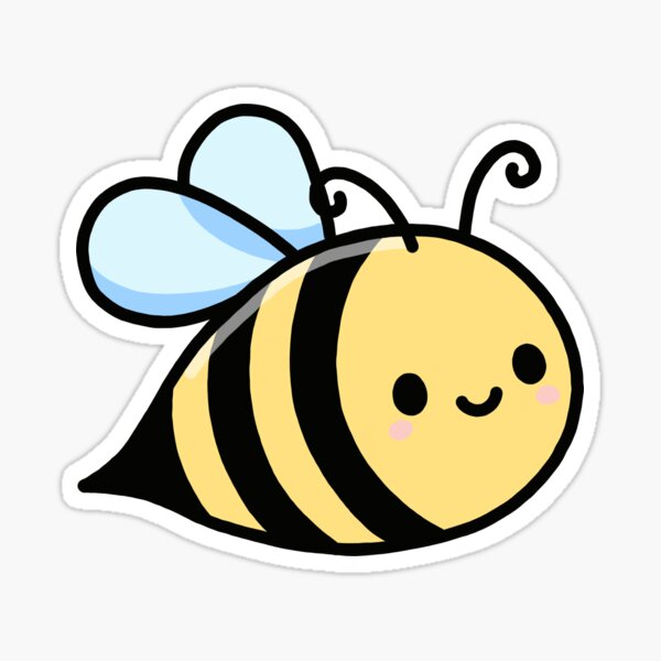 Bees Bee Cute Minimalist Gifts Merchandise Redbubble