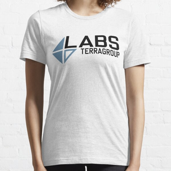 TerraGroup Labs Logo Essential T-Shirt