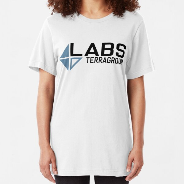TerraGroup Labs Logo Slim Fit T-Shirt