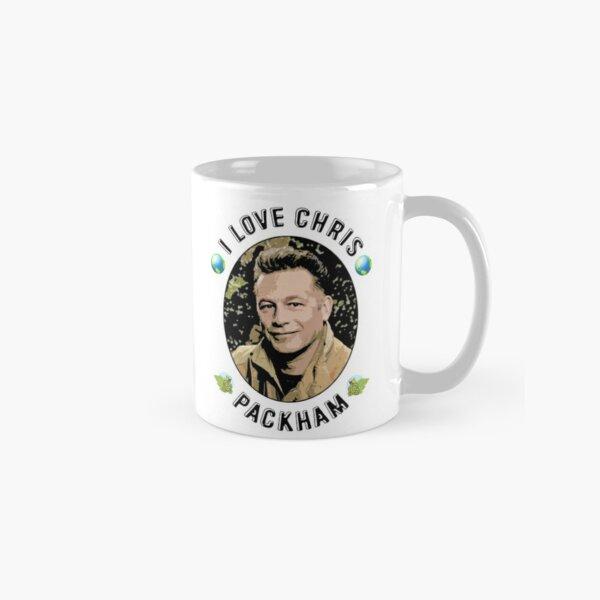 I Love Chris Packham Classic Mug