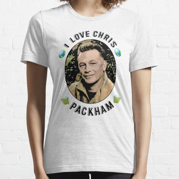 I Love Chris Packham Essential T-Shirt