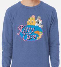 Kitty Care logo Lightweight Sweatshirt