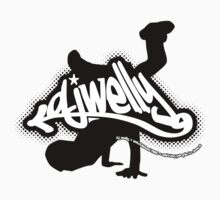 DJ Welly - Breaker Logo