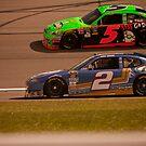 NASCAR - Kansas by Joe McTamney