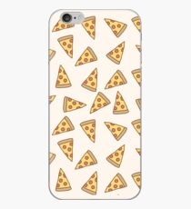 Vinilo o funda para iPhone Lindo patrón de pizza Tumblr