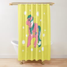 Wave Runner Shower Curtain