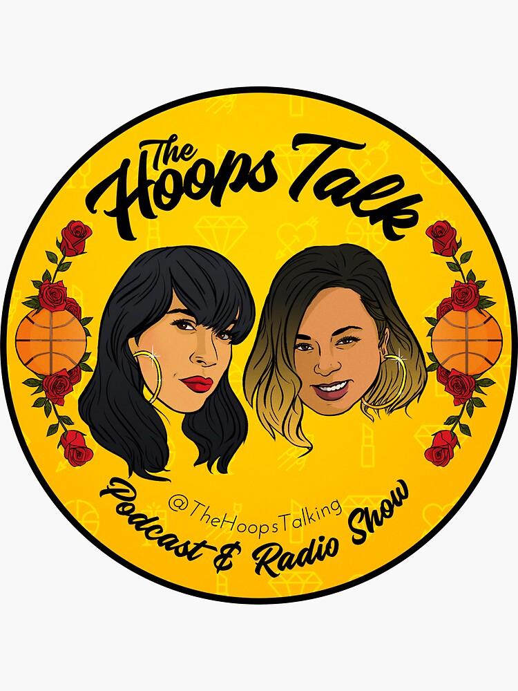 The Hoops Talk Sticker by TheHoopsTalk