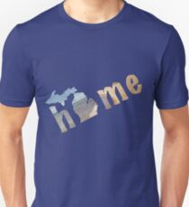 Michigan, My Home Unisex T-Shirt