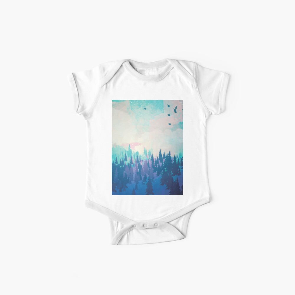 Forest Baby One-Piece