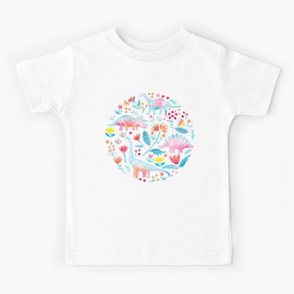 Dinosaur Delight Kids T-Shirt