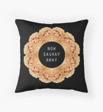 RuPaul Throw Pillow
