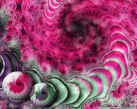 A Pink Attitude by rocamiadesign