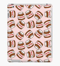 Cute Tumblr Nutella Pattern iPad Case/Skin