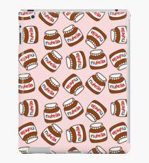 Cute Tumblr Nutella Pattern iPad Case/Skin