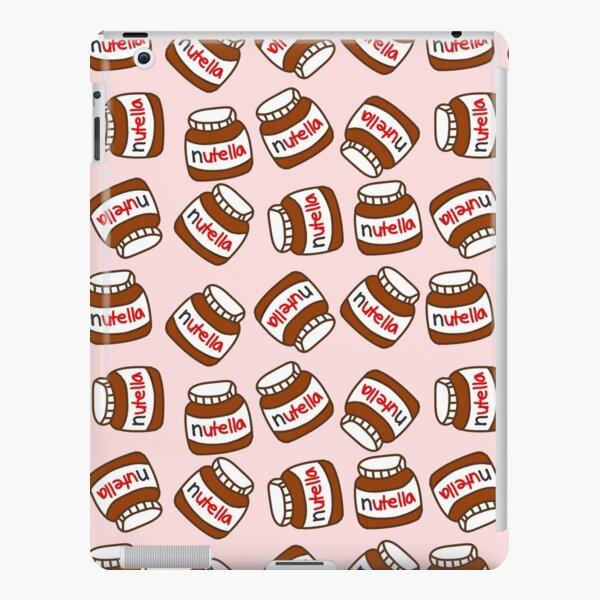 Cute Tumblr Nutella Pattern iPad Snap Case