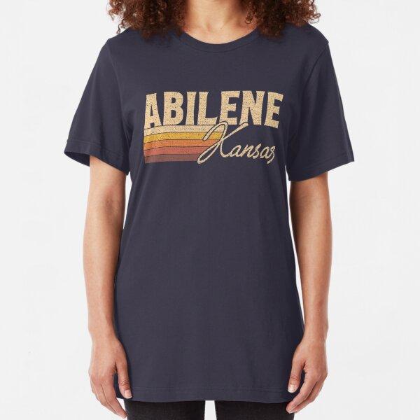 Abilene Texas TX Tex T-Shirt MAP