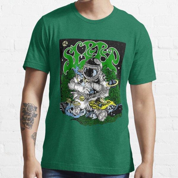 Sleep metal sludge stoner band - The Marijuanaut [Green Alternative] Essential T-Shirt