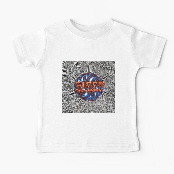 Steep stoner sludge metal band - Holy mountain album cover Dragonaut Baby T-Shirt