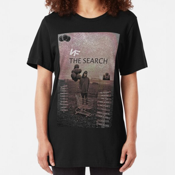 NF - The Search Slim Fit T-Shirt