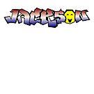 Jackson Graffito by phrebh