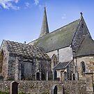 Borthwick Parish Church by Lynne Morris