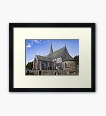 Borthwick Parish Church Framed Print