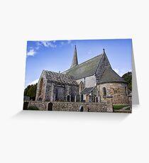 Borthwick Parish Church Greeting Card