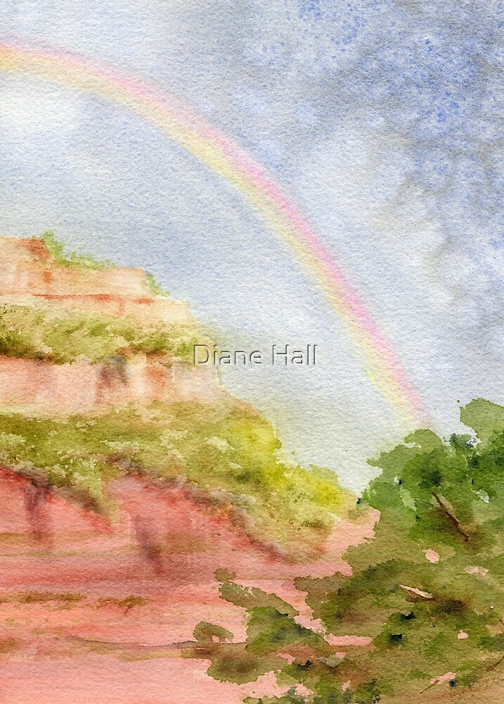 Storm with a Promise by Diane Hall