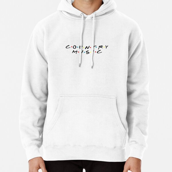 Country Music Pullover Hoodie