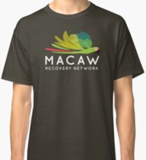 Macaw Recovery Network Logo  Classic T-Shirt