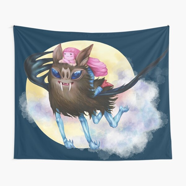 Bubbline Tapestry