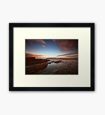 Dunnet Head, Caithness, Scotland Framed Print