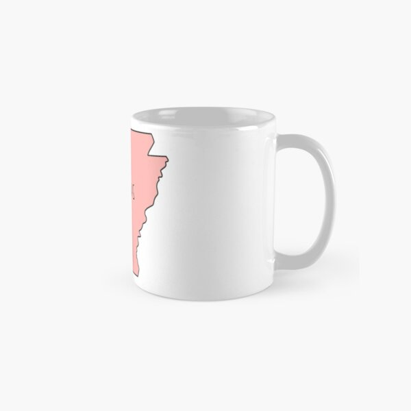 i am confusion...america explain Classic Mug