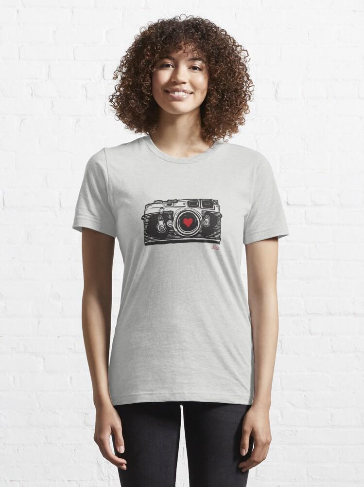 Alternate view of Leica Love! Essential T-Shirt