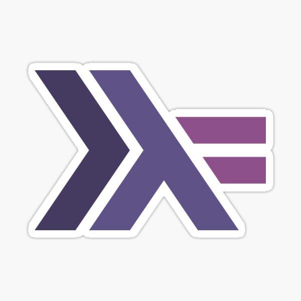 Haskell Logo Sticker