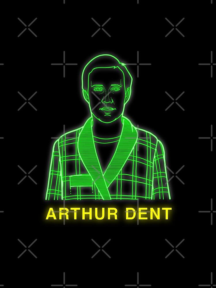 NDVH Arthur Dent H2G2 by nikhorne